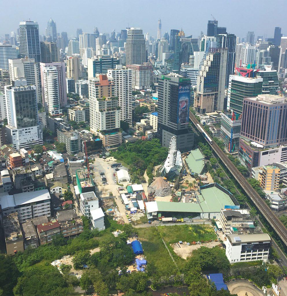 バンコクのおすすめホテル エンポリからの景色と宿泊記
