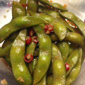 ハワイ ガーリック枝豆