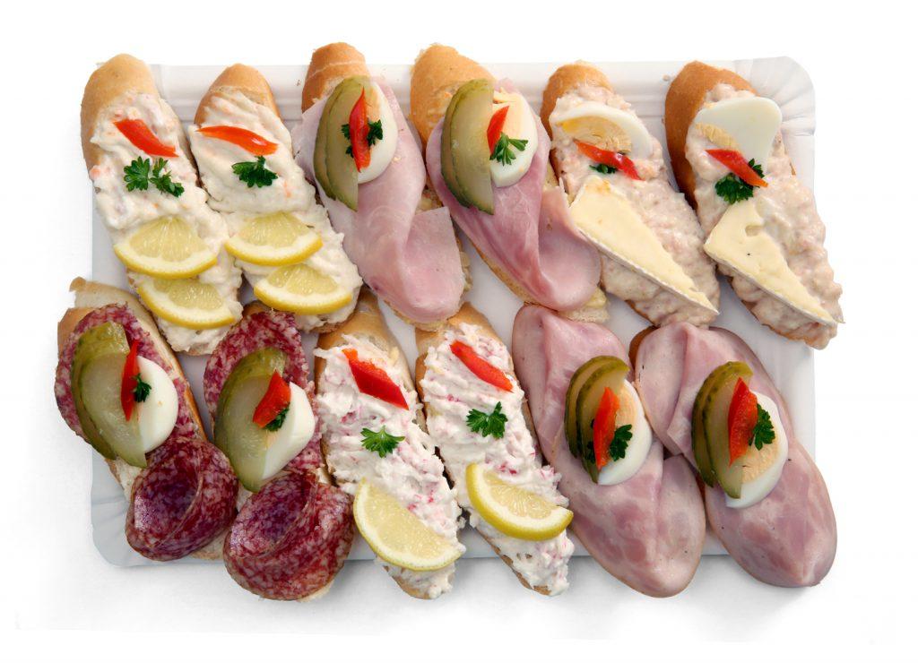 チェコの可愛い名物料理 フレビーチェク