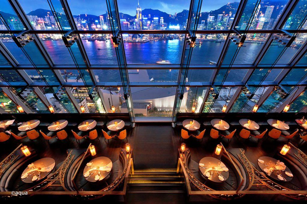 香港で一番おすすめの 夜景が見える絶景BAR
