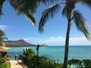 妊娠中におすすめの海外旅行先 ハワイ