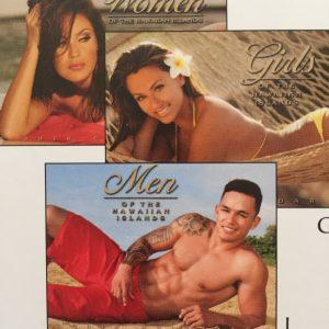 いらないハワイ土産 マッチョの男性の上裸カレンダー