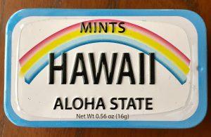 人気のハワイ土産まとめ ミントタブレット