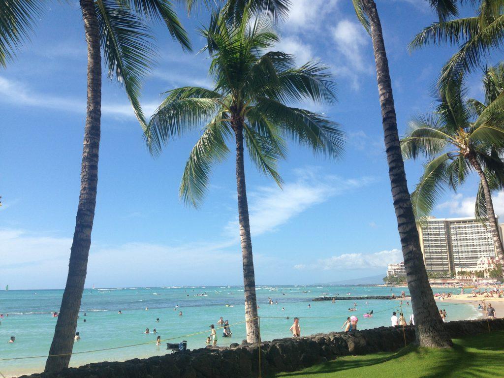 ハワイの洗濯事情 ハワイのにおいは洗剤の香り