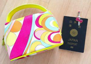 ハワイ旅行での女性の服装 鞄