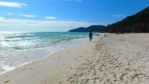 PhuQuoc(フーコック)で一番綺麗なSao beach
