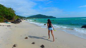 PhuQuoc(フーコック)Sao beach