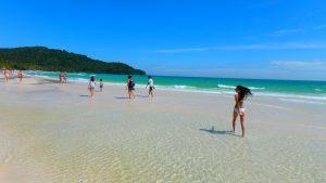 PhuQuoc(フーコック)でおすすめのSao beach