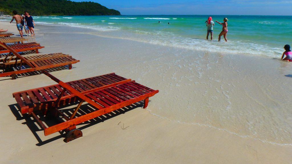 フーコック島で絶対行くべき サオビーチ