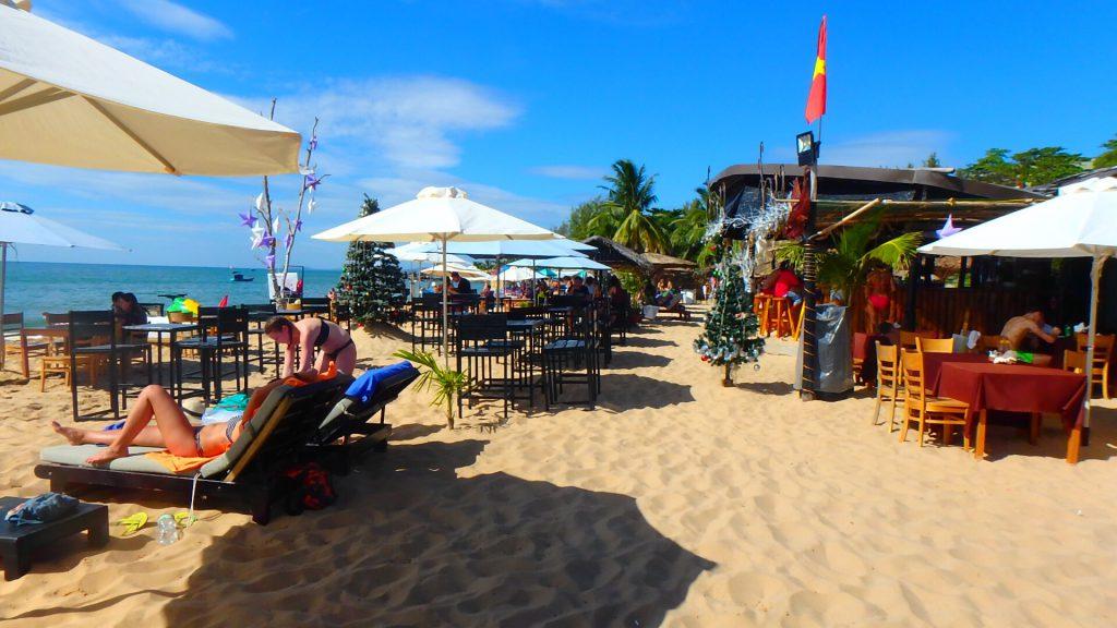 PhuQuoc(フーコック)のlong beach(ロングビーチ)