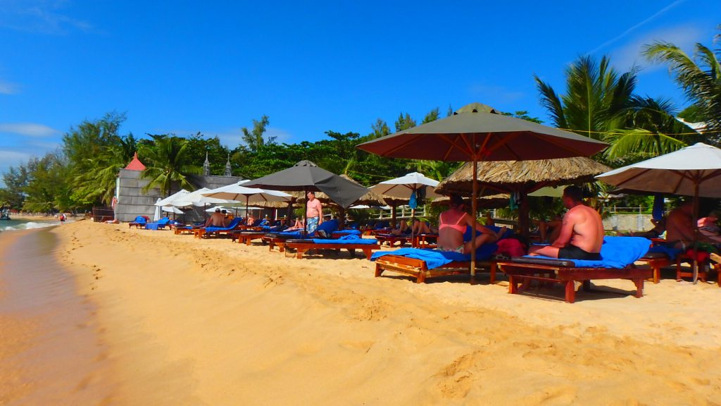 フーコックのおすすめ観光 ロングビーチ