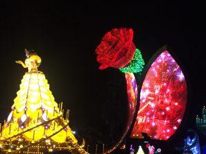香港ディズニーランド ナイトパレード