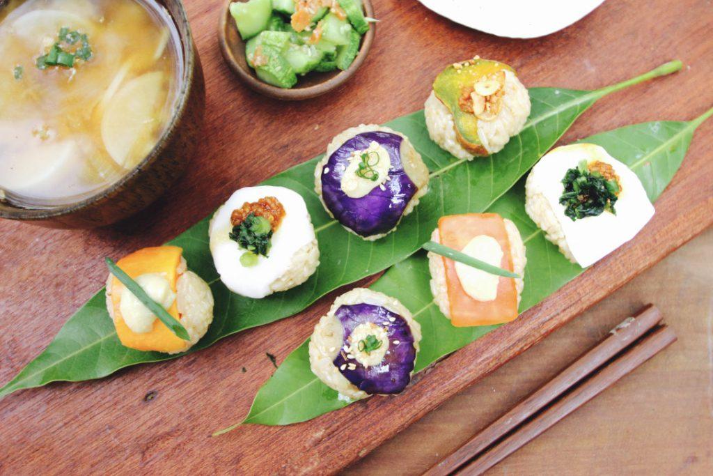 カンボジア Kampotで美味しいお寿司