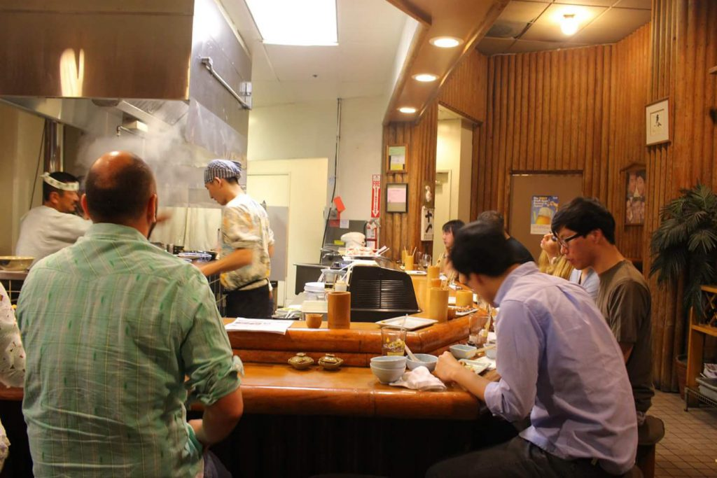 ロサンゼルスで日本食・和食 リトルトーキョー