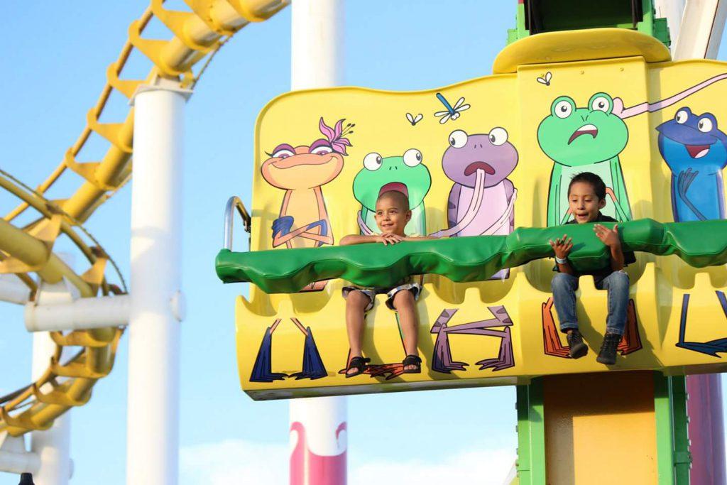 ロサンゼルスのおすすめ遊園地 Six Flags
