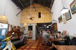 カンボジア Kampotのおすすめ Cafe Espresso