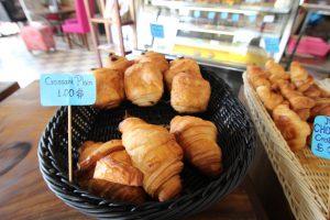 カンボジア Kampotの美味しいパン屋さん
