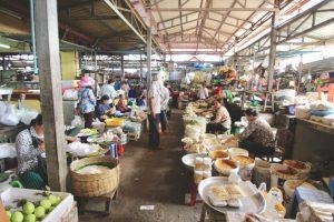 カンボジア Kampot 市場がおすすめ