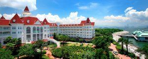 香港 ディズニーランド ホテル