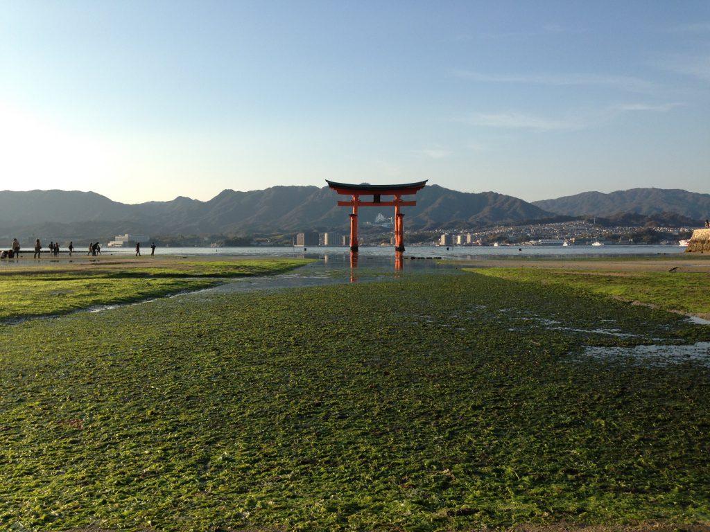 冬の国内旅行 おすすめは広島県厳島神社