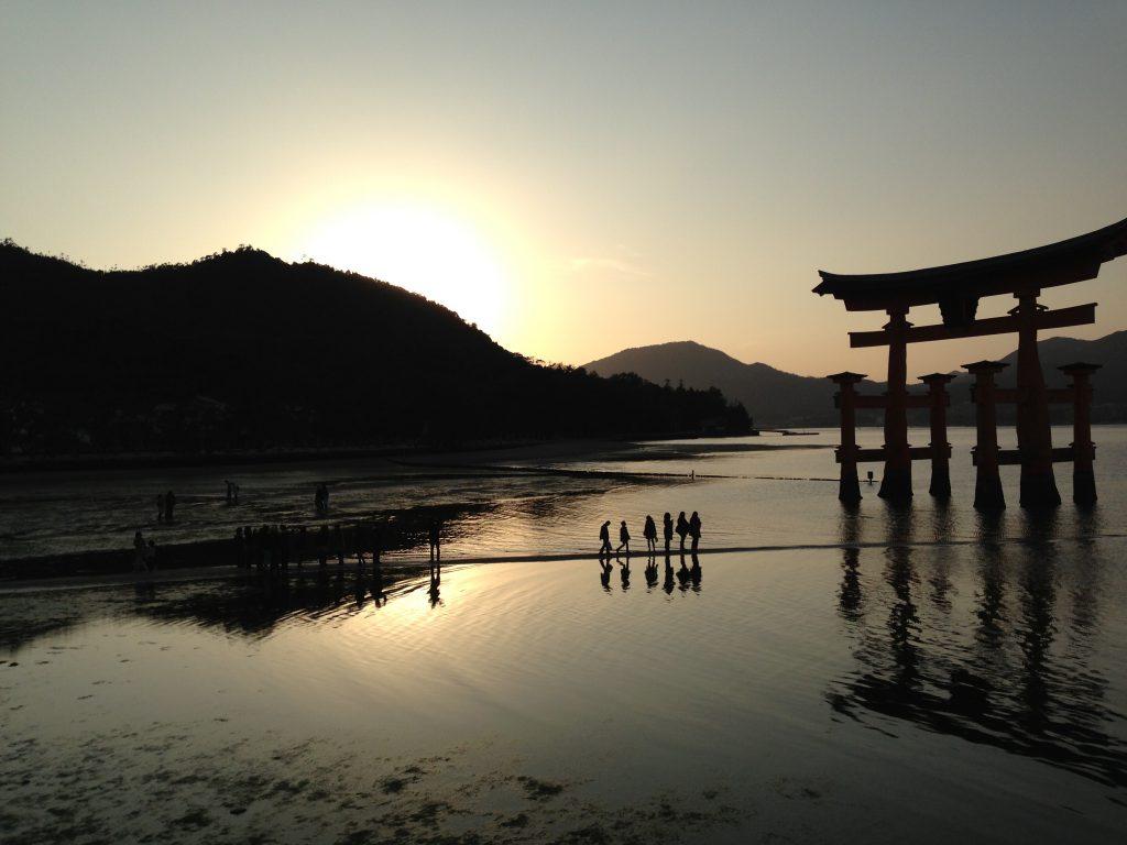 2月におすすめの国内旅行先 広島県厳島神社