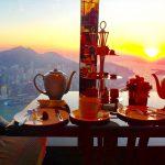 香港のアフタヌーンティーならリッツカールトンがおすすめ!レポブログと予約方法