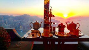 絶景in  zekkeiin-restaurant-Hongkong-ritz