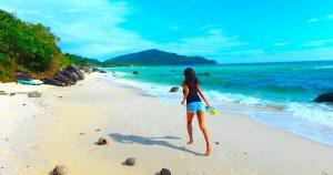 ハワイ旅行での服装 女子 ショートパンツ 短パン