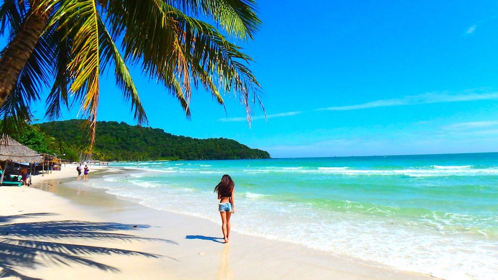 ベトナムのフーコック島 おすすめのサオビーチ