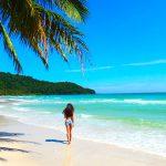 フーコック島で一番綺麗なサオビーチへの行き方、レストラン&シュノーケリング