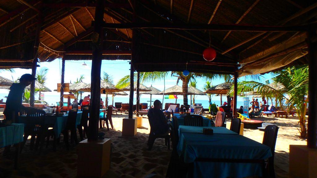 フーコック島のおすすめビーチ レストラン