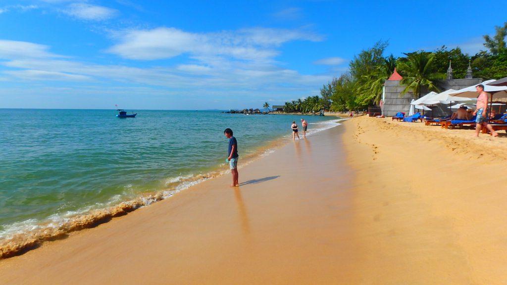 フーコック ロングビーチの海は綺麗?