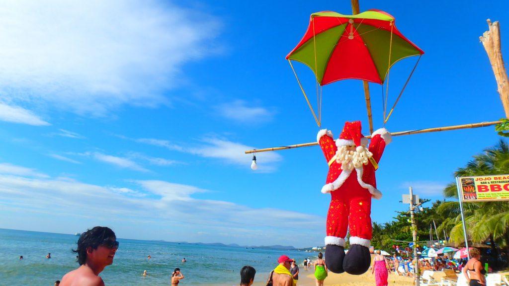 フーコック島 クリスマス