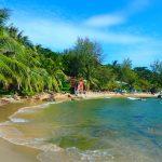 フーコック島で一番おすすめのロングビーチ観光〜マッサージとBarラウンジ