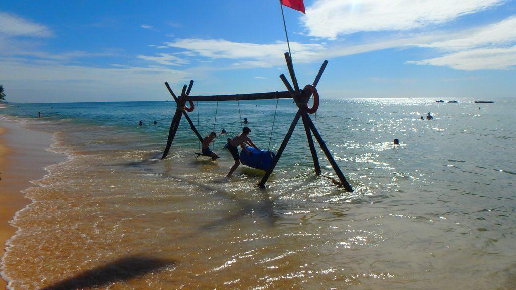 フーコック ロングビーチ 海の透明度