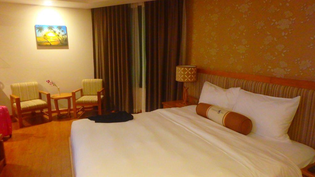 ダナン空港付近のおすすめホテル ダイヤモンドシーのお部屋