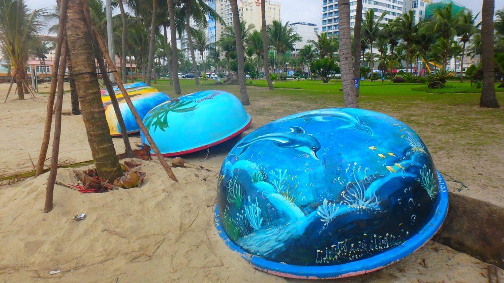 ダナンのビーチを散策ブログ