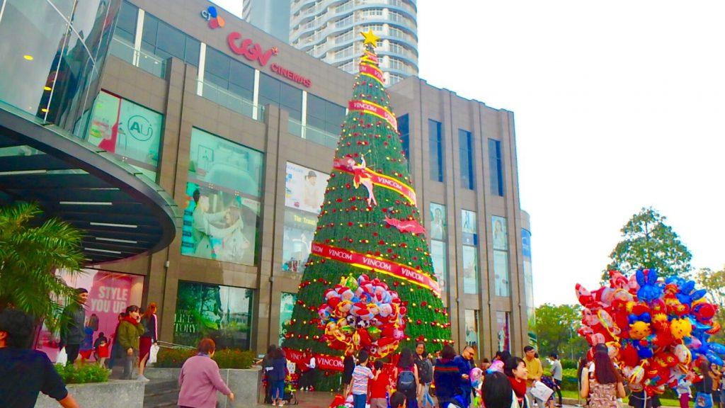 ベトナム・ダナンのクリスマス 天気と気温