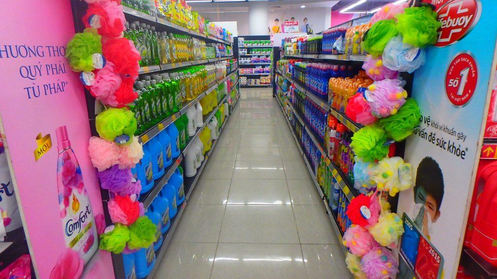 ダナンでお土産が買えるスーパーマーケット Vincom