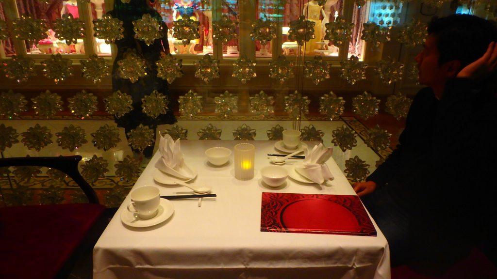 香港ディズニーランドホテル レストラン