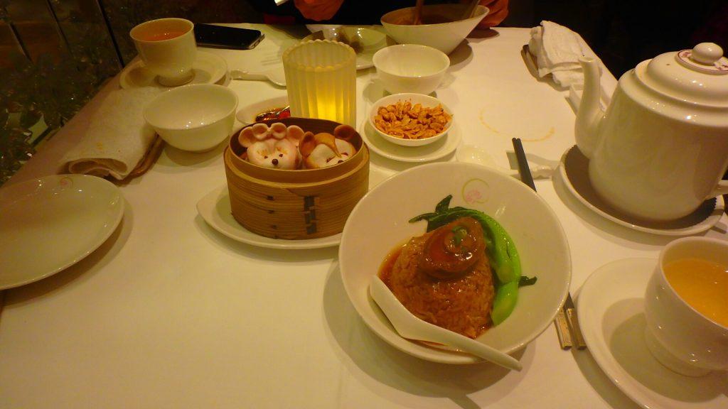 香港ディズニーのおすすめレストラン クリスタルロータス