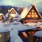 【2月におすすめの国内旅行先】7選!絶景世界遺産と温泉&美味しいグルメツアー