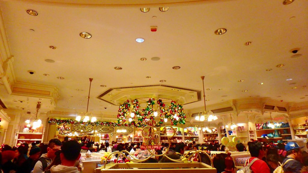 香港ディズニー限定お土産 食べもの クッキーやお菓子