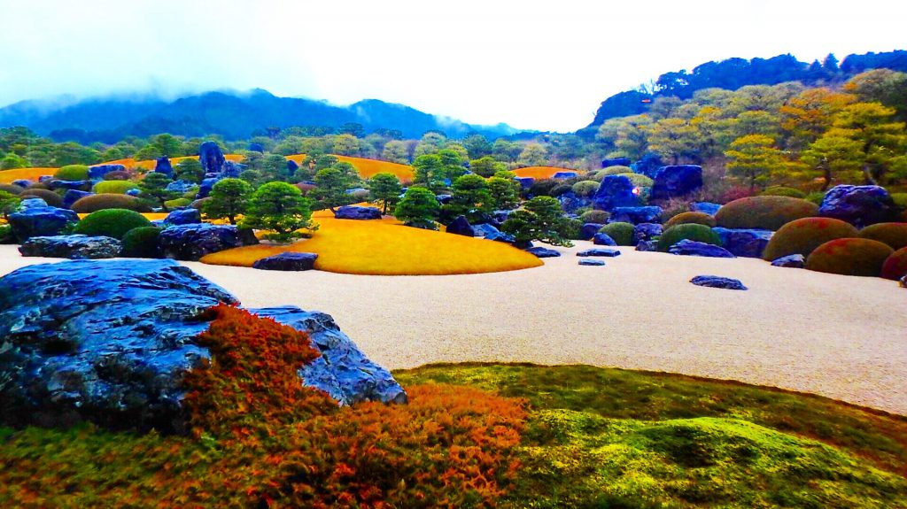 日本庭園ランキング日本一 島根県の足立美術館