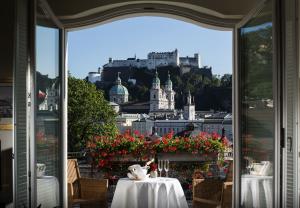 ザルツブルグ おすすめの絶景ホテル