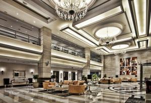 カタール・ドーハ ハマド国際空港付近のホテル