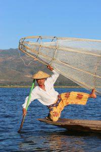 冬にオススメの海外旅行アジア編 ミャンマー フィッシャーマン
