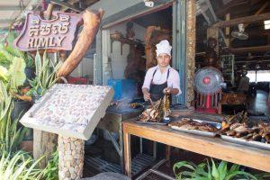 カンボジア ケップのおすすめ観光 市場