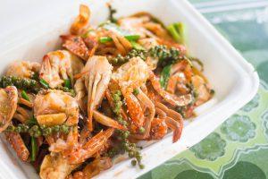 カンボジア ケップ おすすめの美味しいご飯 生胡椒