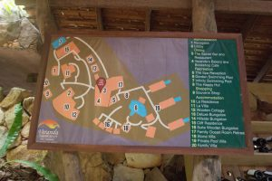 Veranda Natural Resort map
